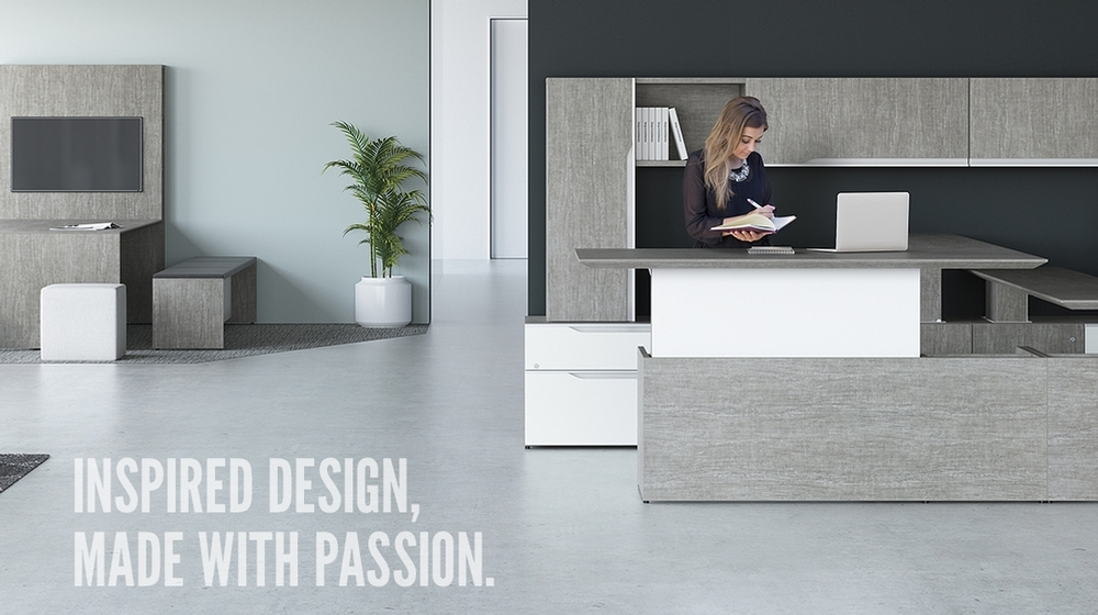 Commercial Office Furniture | Groupe Lacasse