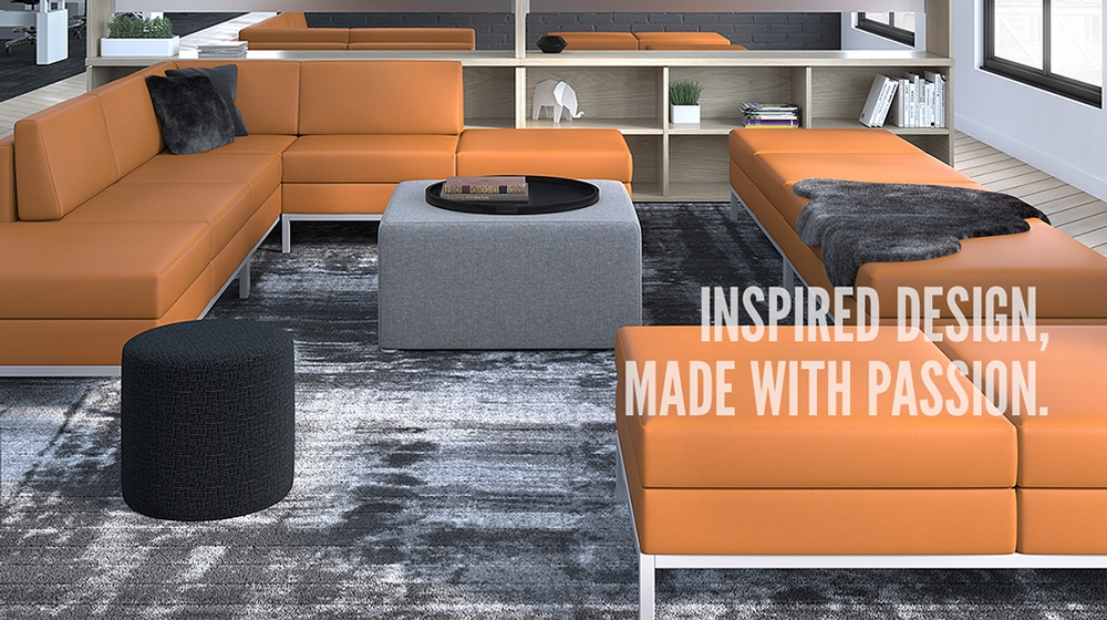 Modern Office Furniture Groupe Lacasse