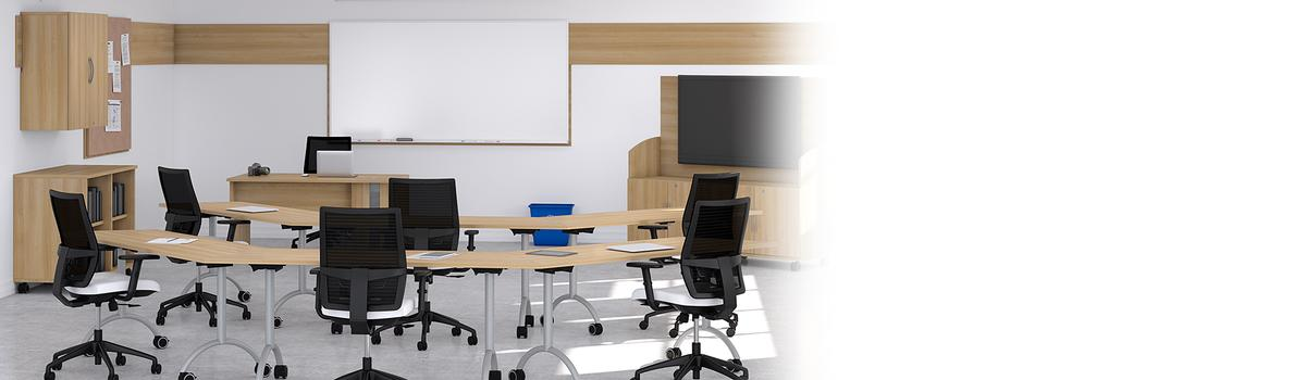 Is THE Educational Furniture Solution!