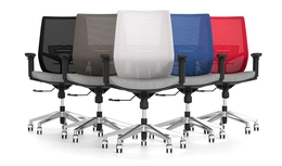 United Chair - Upswing - Upswings_5_Couleurs_Maille_Souple