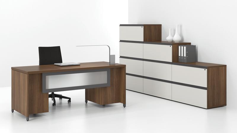 Lacasse   Laminate Lateral Files   Laminate Furniture