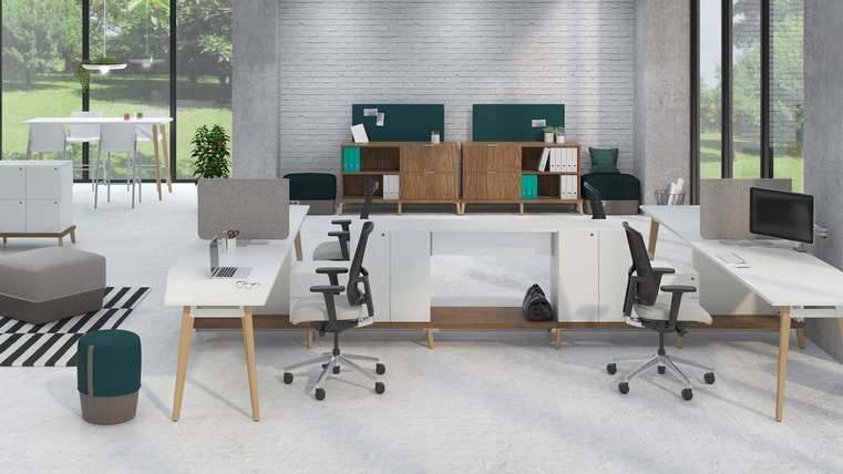 Office Furniture - Stad - Office Furniture System Collection ...