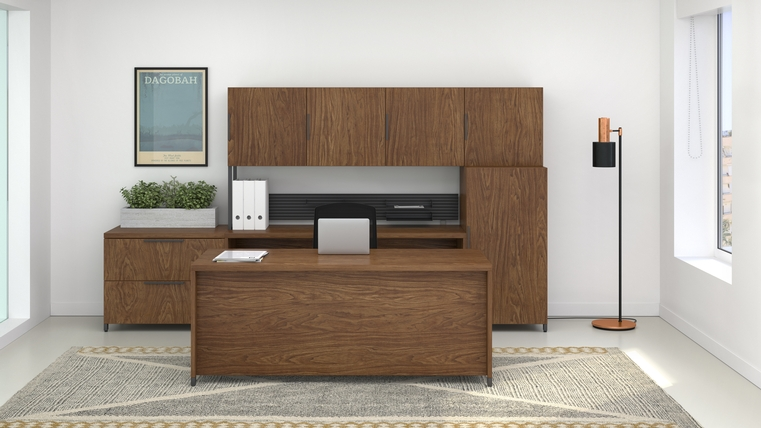 Office Furniture Quad Collection Groupe Lacasse