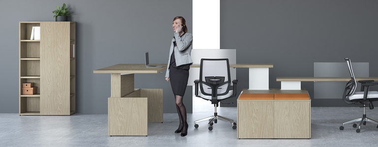 Office Furniture Lacasse Nex Collection