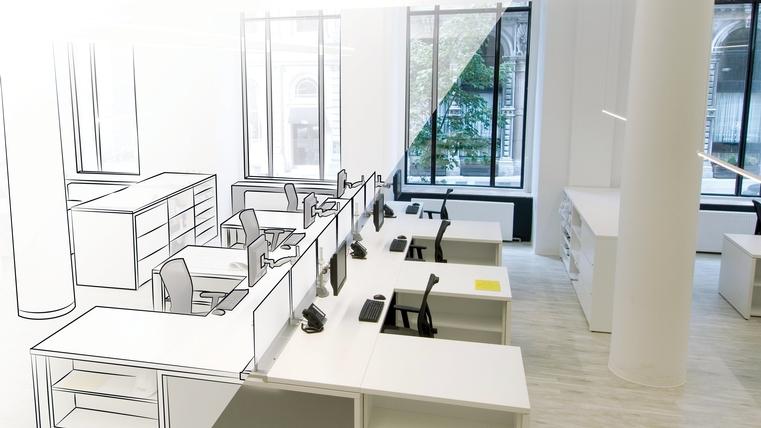 mobilier de bureau collection signature groupe lacasse. Black Bedroom Furniture Sets. Home Design Ideas