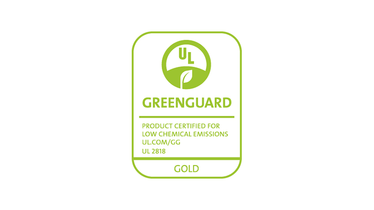 Greenguard Gold Certification Groupe Lacasse