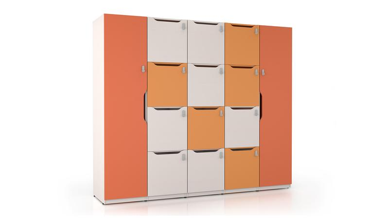 Lockers Groupe Lacasse