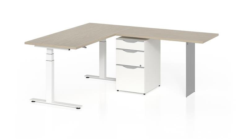 Height Adjustable Tables Groupe Lacasse