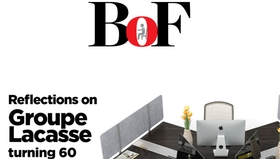 Le 60e de Groupe Lacasse dans The Business of Furniture