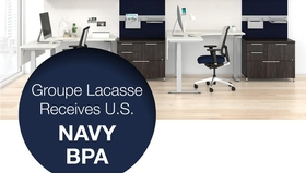 Groupe Lacasse Receives U.S. Navy BPA
