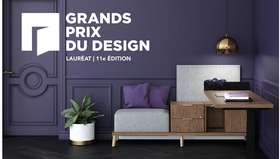 Groupe Lacasse Wins a Grands Prix du Design Award!