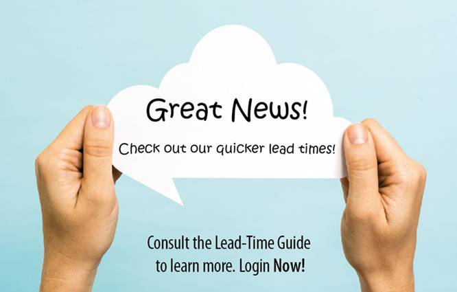 Lead-Time Notice 2