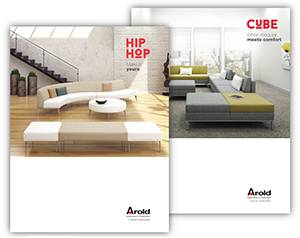 Hip Hop and Cube Brochures